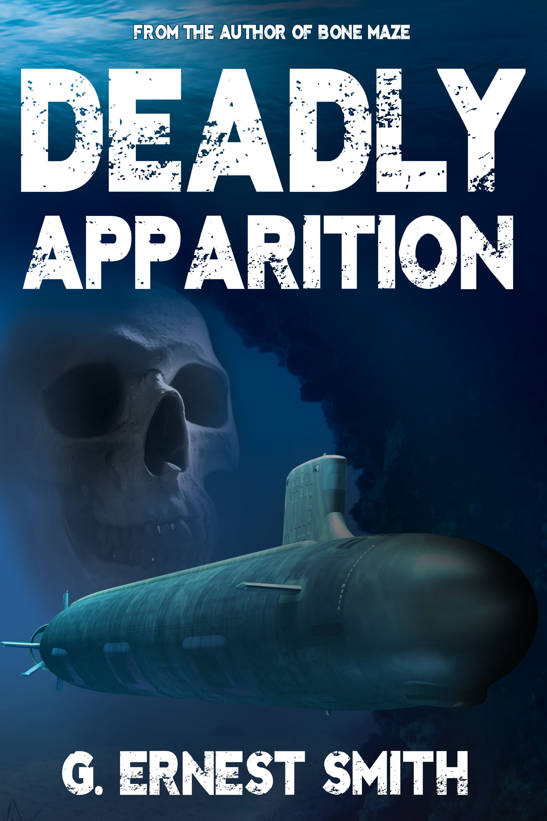Deadly Apparition, by G. Ernest Smith